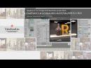 Вебинары по основам моделинга, лайтинга, визуализации в 3Ds Max, v-ray и corona renderer 1