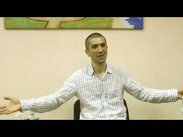 Артур Сита - Днепропетровск 18.05.12   Просветление