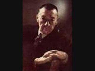 """Sergey Rachmaninov plays Gluck """"Melody"""""""