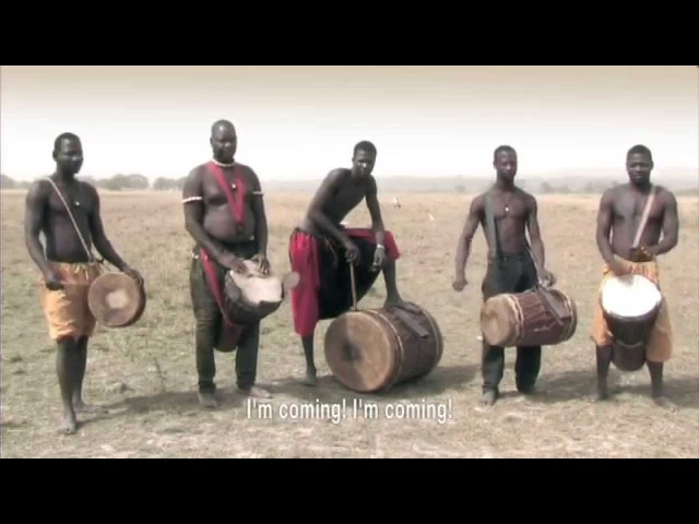 FOLI (there is no movement without rhythm) original version by Thomas Roebers and Floris Leeuwenberg