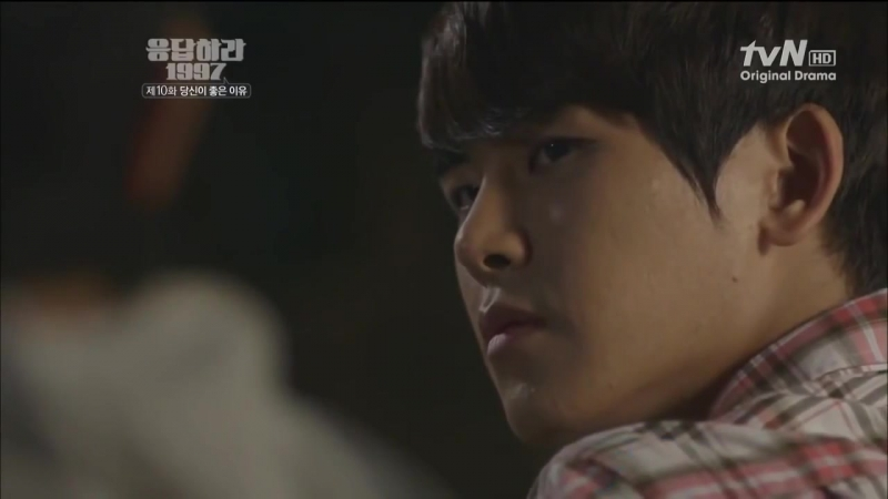 REPLY 1997 CUT Joonhee confess to Yoonjae (ENG SUB)