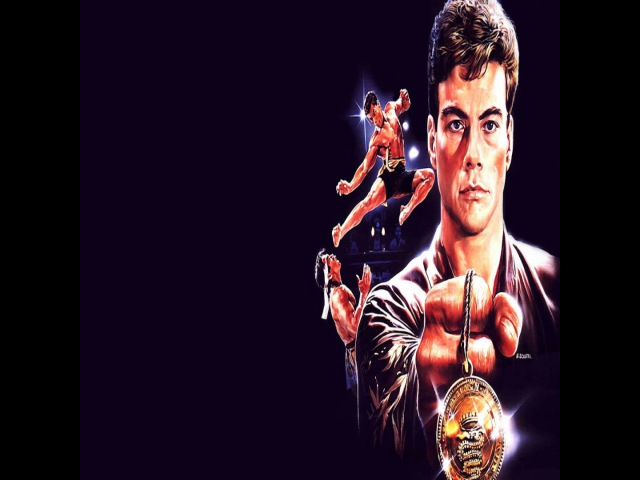 Bloodsport Fight To Survive by Stan Bush Extended Studio Version VERY RARE