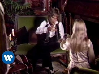 Rod Stewart & Britt Ekland – Tonight's The Night (Gonna Be Alright) (1976)