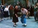 Summer Stock 1950 Judy Garland and Gene Kelly Barn dance scene