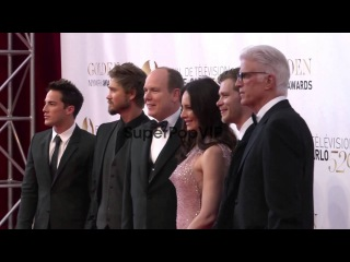 Chad Michael Murray, Ted Danson, Madeleine Stowe, Prince ...