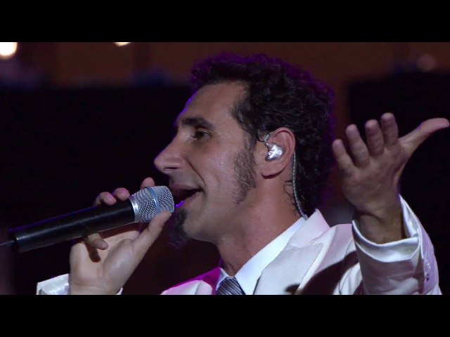 Serj Tankian Empty Walls Elect The Dead Symphony