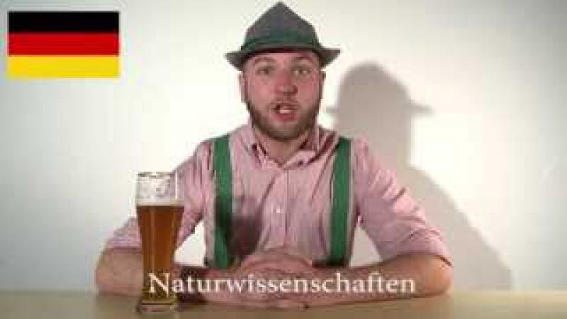Como suena el aleman comparado con otros idiomas(gracioso)