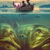 Типичные рыбаки- зеленодольска!