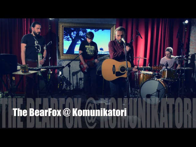 The BearFox Song Of Lonely Hopes Komunikatori Live Session