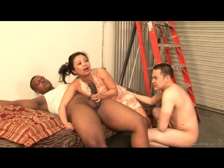 ♉ порно, рогоносец, black handyman has tools for neglected wife, interracial, mature, cuckold,