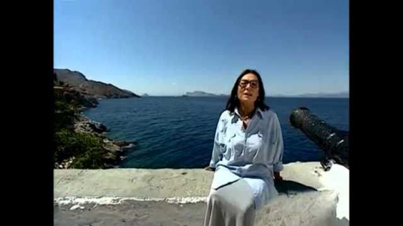 Nana Mouskouri - La Paloma (From Mein Athen DVD)