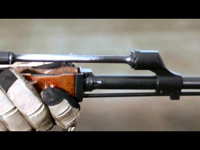 Kalashnikov slow motion Калашников Замедленная съемка