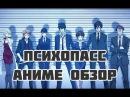 [Аниме обзор] Психо-Пасс / Psycho-Pass TV-1