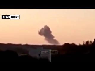 Взрыв в Донецке в ,