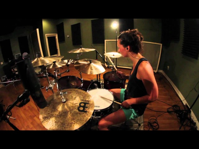 Kortney Grinwis August Burns Red Rationalist Drum Cover