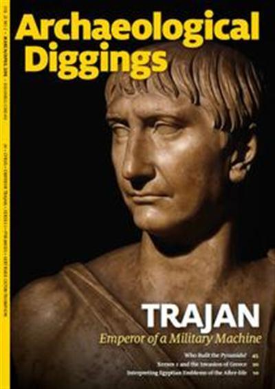 Archaeological Diggings - April 2016