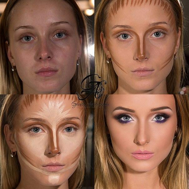 после этого приложение для фотографий чтобы худое лицо было это типичная ошибка
