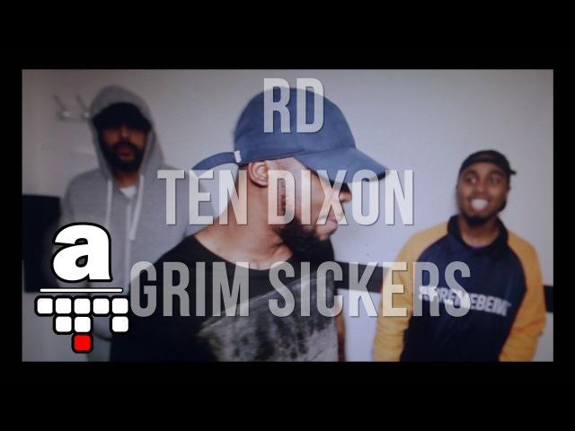 RD X Ten Dixon X Grim Sickers AfterSessions