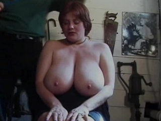 Her tits were made to touch + bbw and bondage videos