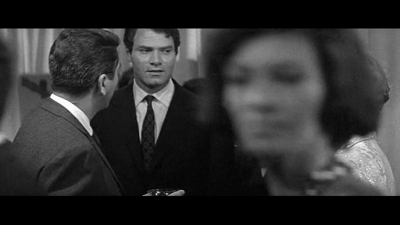 Добыча для тени La proie pour l'ombre 1961 Александр Астрюк
