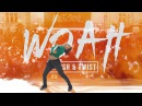 OCD: Moosh Twist - Woah | YAK to the BAY at ARTSOUL 2015 DanceLikeWoah