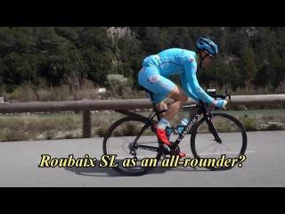 Specialized Roubaix SL - попробуем?  Specialized Roubaix SL legs-on experience.