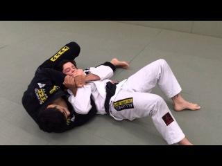 Kimura trap defense with Tarsis Humphreys