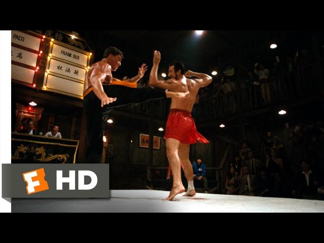 Bloodsport 7 9 Movie CLIP Dux vs Paco 1988 HD
