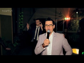 Свадебный ведущий Сергей Тимошенко - с песней для молодых