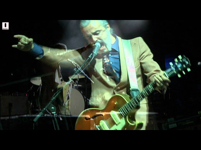 Radio 1 Sessie Triggerfinger 'Ballad of a thin man'