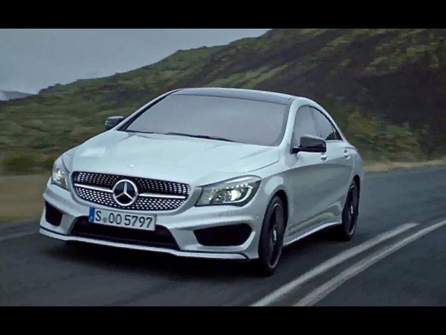 2013 New Mercedes CLA In Detail First Commercial New Coupe 2014 Carjam TV HD Car TV Show