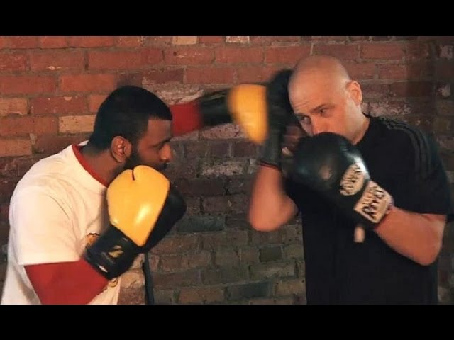 Defense and Counterpunching Instructional Video Promo