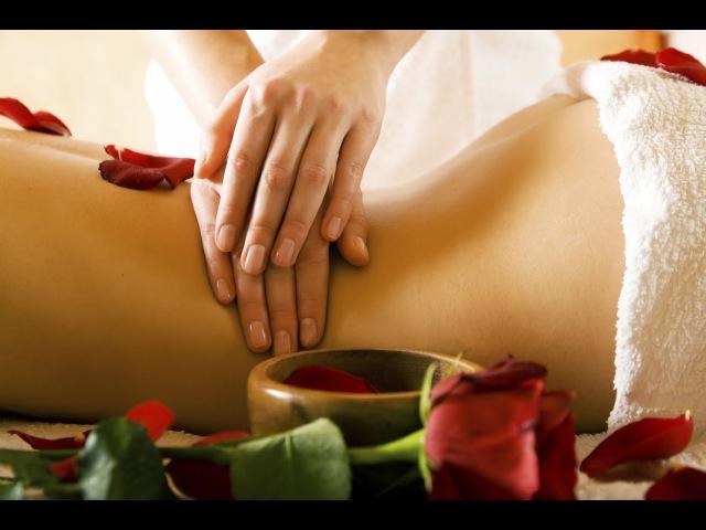 Cеанс расслабляющего массажа спины от talassoteropi