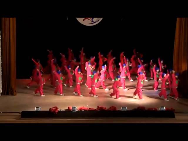 Театр-студія сучасного танцю Абра Три групи Живи яскраво Будинок культури