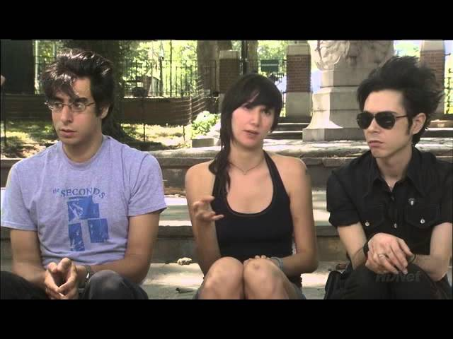 Yeah Yeah Yeahs Live from Central Park 2004