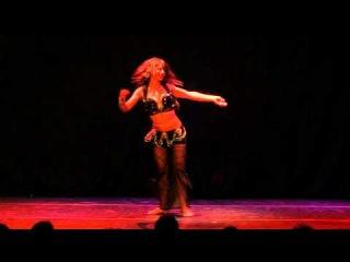 SEMSEMAH au spectacle LES YOUSRETTES - Danse Orientale