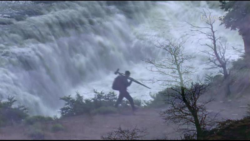 Путешествие на край света с Артом Вольфом 3 серия Патагония Национальный парк Торрес дель Пайне