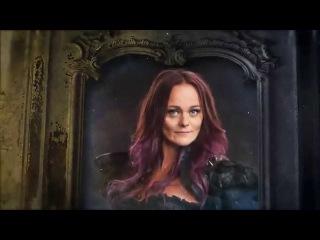 AMBERIAN DAWN - Ladyhawk (Official Lyric Video) | Napalm Records