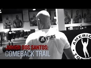 Fight Night Orlando: Junior Dos Santos - Comeback Trail