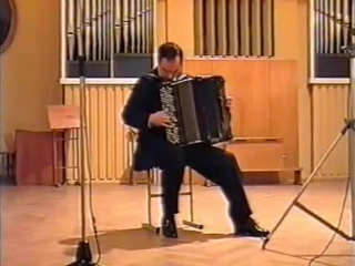 Volodymyr Runchak - Passione sonata  1 for accordion