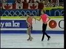 Anna Semenovich Roman Kostomarov RUS 2000 World Championships OD