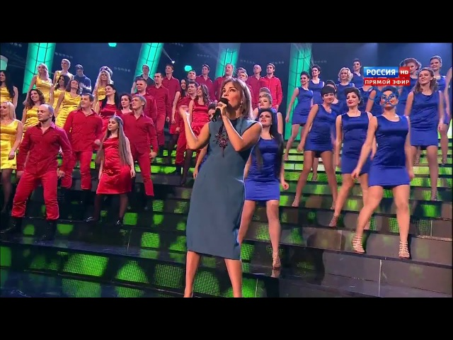 Бесконечная история Таня Буланова Битва хоров 2013