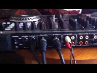 Mackie Thump 15A & SRM 1801 Set Up