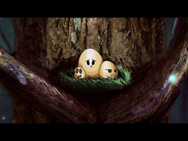 Greg's Eggventure Egg Puzzle