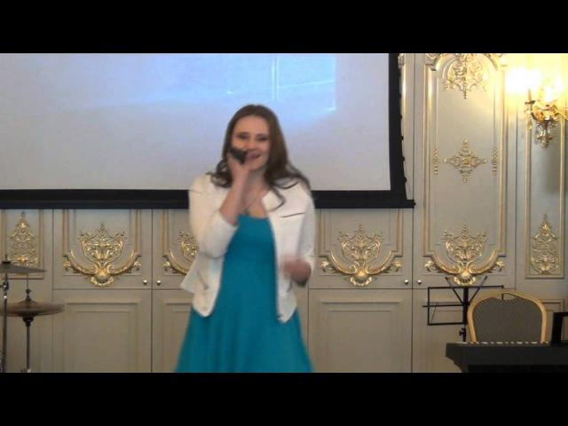 Марина Зобнина Новый год (Катя Лель)