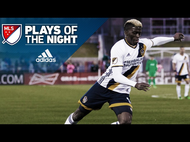 Goals, backheels, nutmegs, saves   Plays of the Night presented by adidas