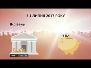 """Что ожидать от пенсионной реформы в Украине  - выпуск """"Утро в большом городе"""" ..."""