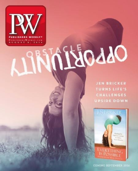 Publishers Weekly - 8 August 2016