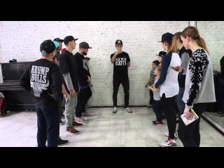 Young Spitfire vs Child Spitfire /  Tournament / Kiev / Season 2 / Tour 4