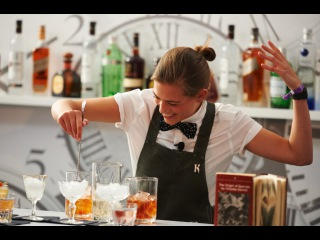 World Class Bartender of the Year 2015 - Full Show